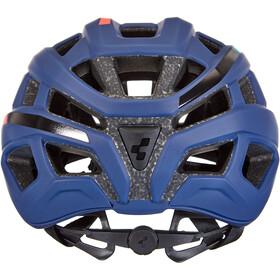 Cube Road Race Teamline Helm blue/mint